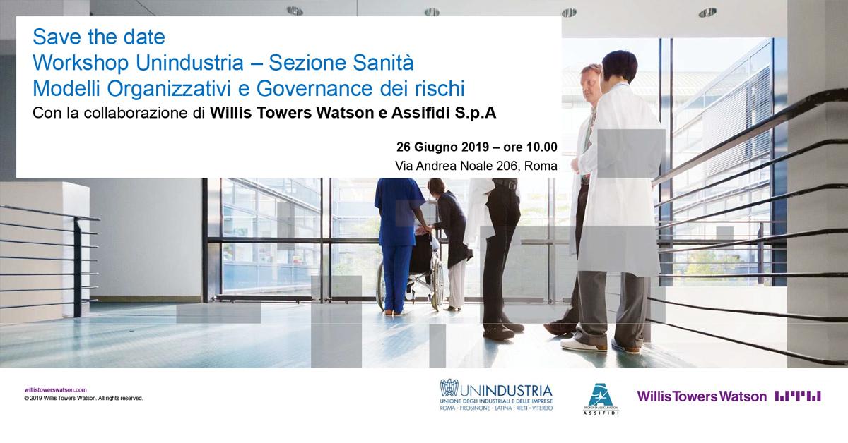 Workshop 26 Giugno 2019
